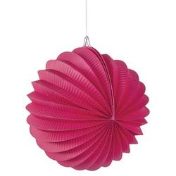 Rayher Lampion 22cm pink 1 St.