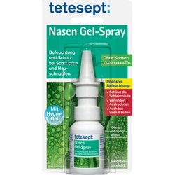 TETESEPT Nasen Gel-Spray