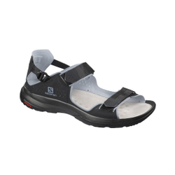 Salomon - TECH SANDAL FEEL Bla - Wandersandalen - Größe: 10,5 UK