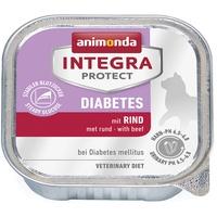 Animonda Integra Protect Diabetes mit Rind 16 x 100 g