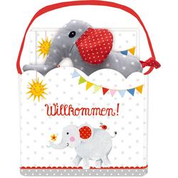 Geschenkset - BabyGlück - Willkommen