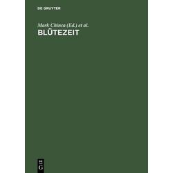 Blütezeit als Buch von