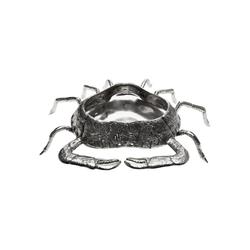 KARE Müslischüssel Schale Crab, Metall