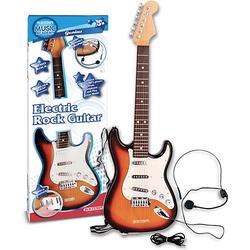 Elekronische Rockgitarre