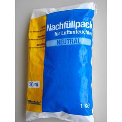 Nachfüllpack für Raumentfeuchter 4 x 1 kg