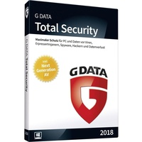 G DATA Total Security 2018 1+2 MiniBox DE Win Android