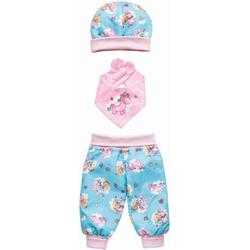 Pu-Baby-Outfit Einhorn, Gr. 35-45cm