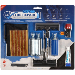 Oxford CO2 Tyre Reparaturset