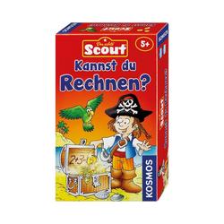 Kosmos Lernspielzeug Scout Kannst du Rechnen?