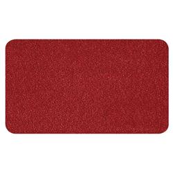 Kleine Wolke Badteppich Super Soft in weinrot, 60 x 90 cm