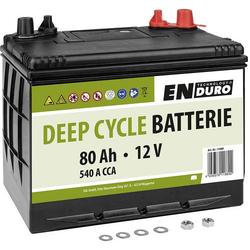 Enduro 80Ah Versorgungsbatterie