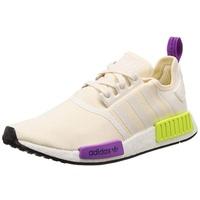 beige/ white-purple, 43.5