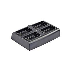 4fach-Batterieladegerät für Skorpio X3 und Skorpio X4