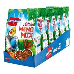petti Fun Vogelfutter für Sittiche 500 g, 6er Pack