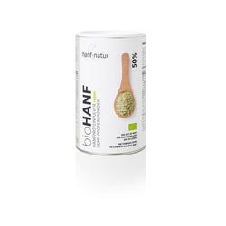 Hanf & Natur - Hanf-Protein-Pulver - Bio - 450 g