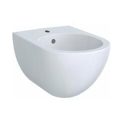 Acanto Bidet, 500601, wandhängend, wandhängend, Farbe: Weiß - 500.601.01.2 - Keramag