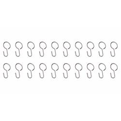 Seilspanngarnitur, Good Life, Seilspanngarnituren, (10-St), für Seilspann-Garnituren