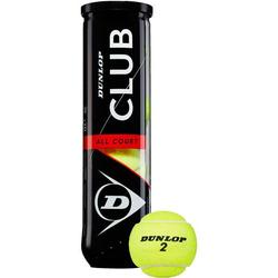 DUNLOP Tennisball DUNLOP CLUB AC