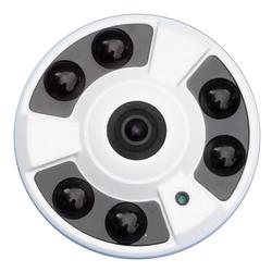 2 Megapixel 360Grad Fischauge Infrarot HD Kamera Nachtsichtkamera Domkamera Dome