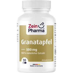 GRANATAPFEL KAPSELN 500 mg 90 St