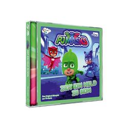 Just Bridge Entertainment Hörspiel CD PJ Masks - Zeit ein Held zu sein