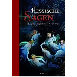 Hessische Sagen - Buch