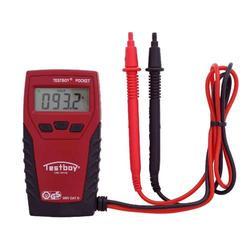 HaWe Digital-Multimeter Testboy Pocket Phasenprüfer Stromprüfer Durchgangsprüfer