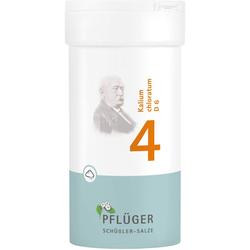 BIOCHEMIE Pflüger 4 Kalium chloratum D 6 Pulver 100 g