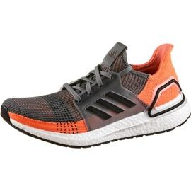 adidas Ultraboost 19 grey-orange/ white, 43.5