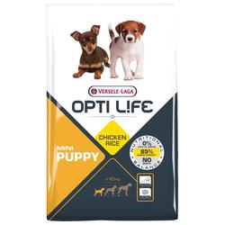 Bento Kronen Trockenfutter Opti Life Puppy Mini, 7,5 kg