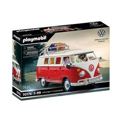 Playmobil® Spielfigur PLAYMOBIL® 70176 Volkswagen T1 Camping Bus