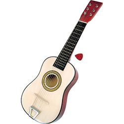 Gitarre 23 Zoll mit 6 Saiten