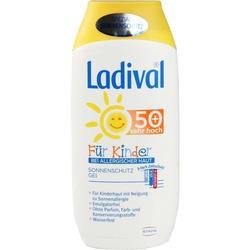 Ladival für Kinder bei allergischer Haut LSF 50+