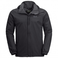 Jack Wolfskin Stormy Point M black M