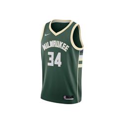 Nike Basketballtrikot Giannis Antetokounmpo Milwaukee Bucks S