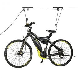 Fahrrad deckenhalterung, fahrradlifter, tragkraft 20 kg