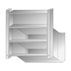 Elcom Mauerdurchwurfkasten 2teil. 380-500mm BDT-2/1-L
