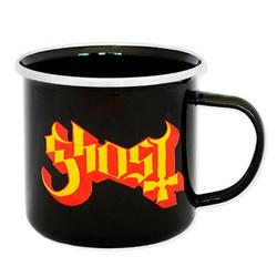 Ghost Tasse GHOST EMAILLE TASSE/BECHER LOGO 0,3L Neu
