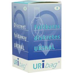 Uribag Urinflasche Faltbar Für Männer