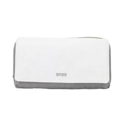 Bree Vary 3 Gürteltasche 23 cm grey/white