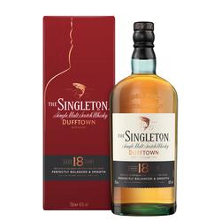 Singleton of Dufftown 18 Jahre Single Malt Scotch Whisky