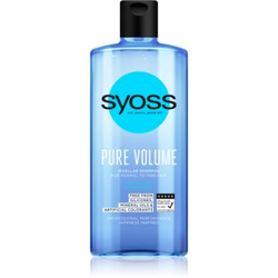 Syoss Pure Volume Volumen-Mizellen-Shampoo 440 ml