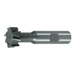 T-Nutenfräser DIN 851AB Typ N D.25mm HSS-Co Verz.Kreuz Z.8