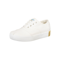 TOMS Canvas Cordones Sneaker 36