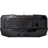 Roccat Isku FX Multicolor Gaming Keyboard DE ROC-12-900