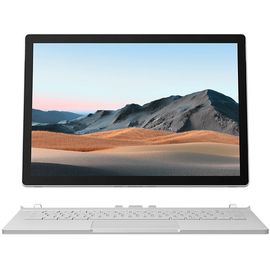 Microsoft Surface Book 3 13,5 i7 32 GB RAM 512 GB SSD Wi-Fi W10P platin