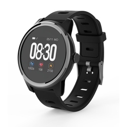 Swisstone Smartwatch SW 660 ECG schwarz