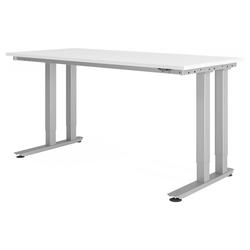 RINO 18 S | 180x80 | Schwerlast-Tisch - weiss