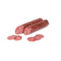 Rinner Wildschweinsalami - Salami Schweine-und Wildschweinfleisch vakumiert, ...