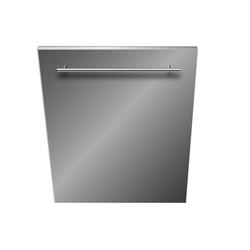 Hanseatic Vorsatztür, Zubehör für passend für alle 60 cm breit vollintegrierten Geschirrspüler